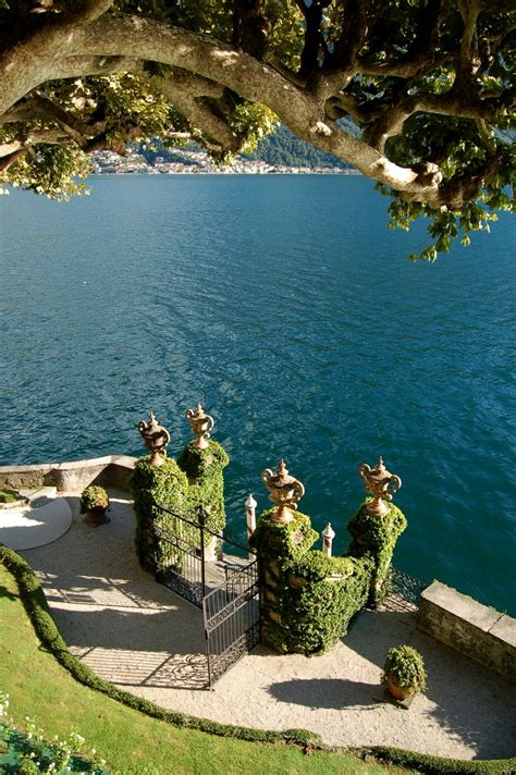 Villa Del Balbianello Lake Como Italy Enjoy The View