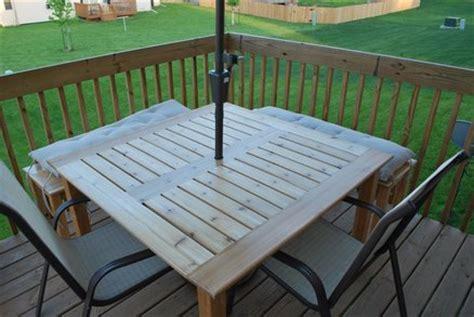 pdf diy cedar patio table plans carport building