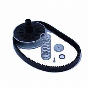John Deere Secondary Transmission Variator Pulley Kit