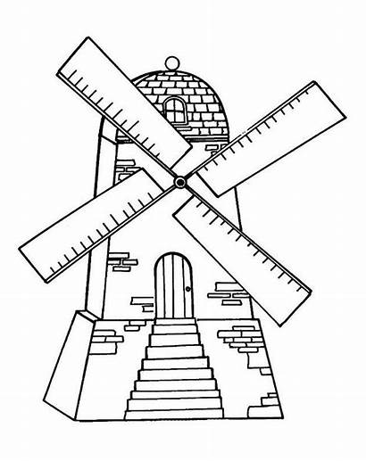 Coloring Famous Monuments Pages Printable Justcolor