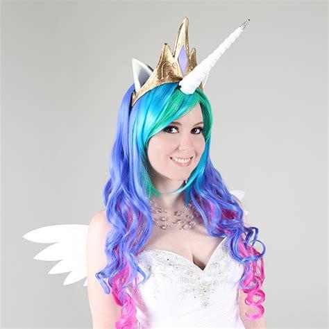 tall unicorn horn yayas original cosplay accessories