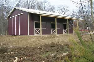 pole buildings horse barns storefronts riding arenas With 20 x 30 pole barn