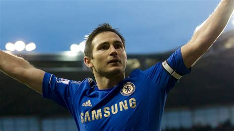 Frank Lampard: Former Chelsea midfielder inducted into ...