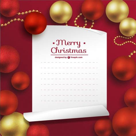 merry christmas card template vector free download