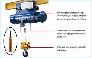 High Quality Reasonable Price Overhead Crane Electrical