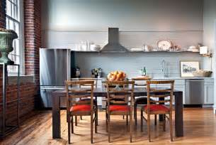 one wall kitchen with island designs most popular kitchen layout and floor plan ideas