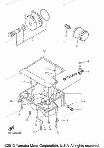 Yamaha Motorcycle 2005 Oem Parts Diagram For Oil Cleaner