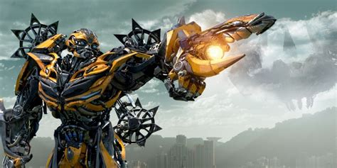 Transformers Spinoff To Focus On Bumblebee In 2018 Collider