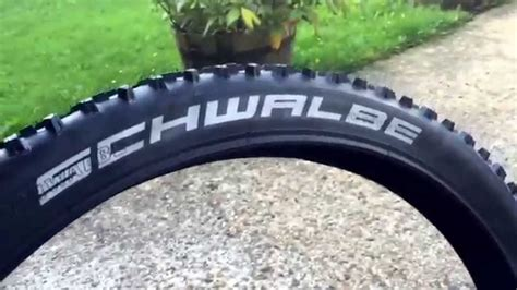 schwalbe smart sam   tyre youtube