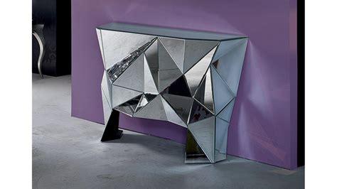 Design Möbel Second by Kommode Mit Spiegel Prisma Komplett Verspiegelt Kare Design
