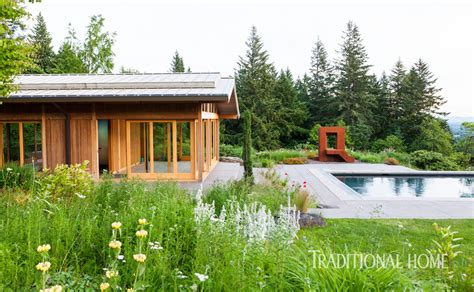 Calming Garden Paradise by A Calming Garden Paradise Traditional Home