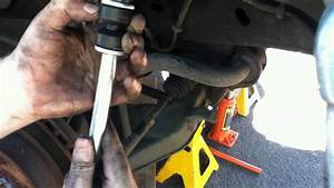 Ford Explorer Front Sway Bar Link Replacement