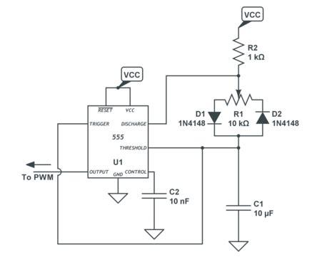 led generate pwm signal based    meanwell ldd