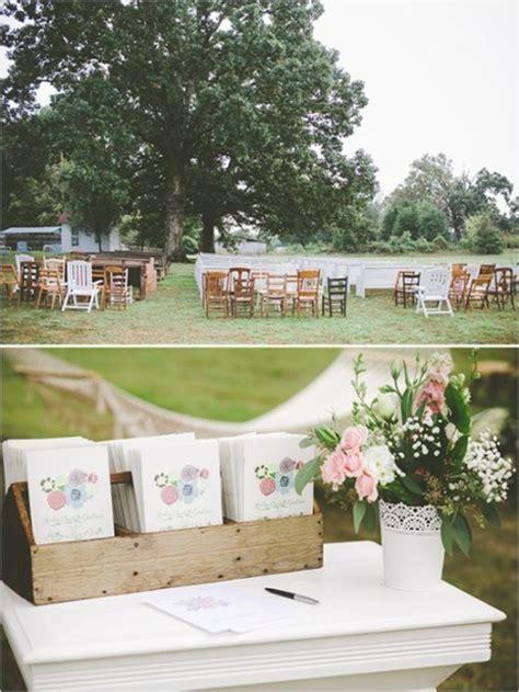 decoration de mariage exterieur d 233 co mariage vintage un mariage romantique 224 la maison