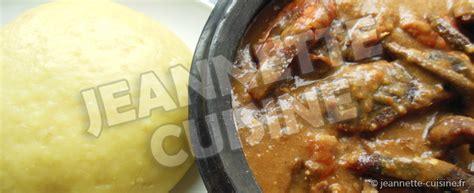 cuisine sauce ivoirienne sauce kaklou sauce kplè ba plat africain jeannette