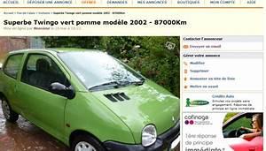 Clio 3 Le Bon Coin : le bon coin la twingo vert pomme c 39 est la mienne j 39 ai re u des demandes en mariage le plus ~ Gottalentnigeria.com Avis de Voitures