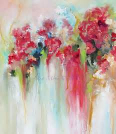 Abstract Floral Art Paintings