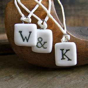 Mini porcelain letters by home glory for Porcelain letters