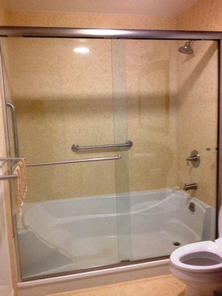 ez step tub  shower conversion senior safetypro
