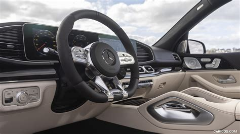 In other words, the aggressively raked and bulbous coupe body style is the main reason people walk. 2021 Mercedes-AMG GLE 63 S (US-Spec) - Interior | HD Wallpaper #74 | 1920x1080