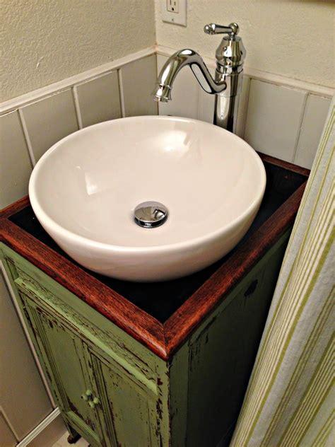 vessel sink vanity set awesome innovative home design