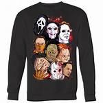 Horror Movie Icons Halloween Dashingtee