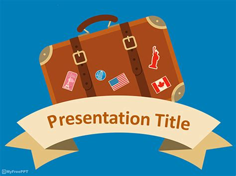 travel powerpoint templates themes
