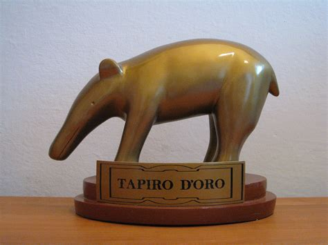 tapiro doro wikipedia