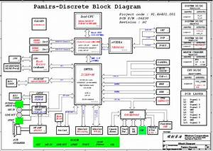 My Repairbook  Laptop Motherboard Block Diagram