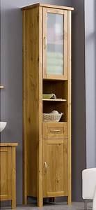 Badschrank Holz Massiv : hochschrank badm bel badschrank badezimmerschrank holz ~ A.2002-acura-tl-radio.info Haus und Dekorationen