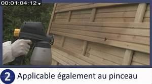 comment lasurer palissades barrieres portails youtube With peindre une barriere en bois