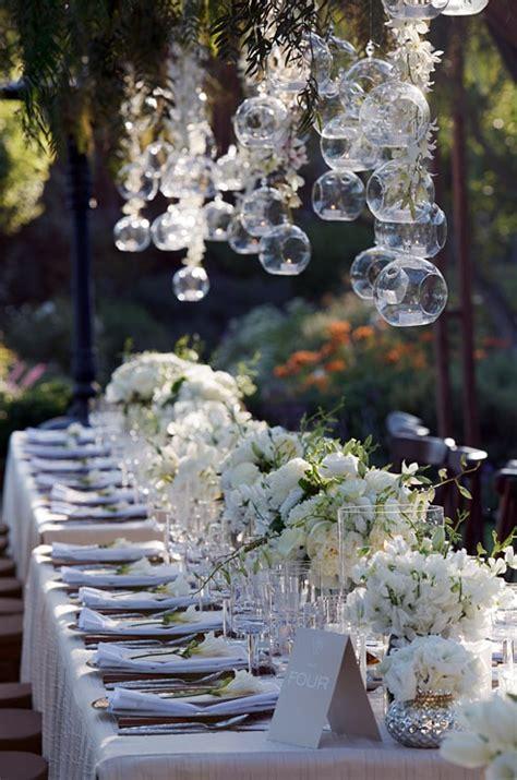 wedding bell wednesday beautiful wedding reception