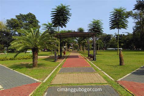taman heulang kota bogor tempat lari  santai tempat