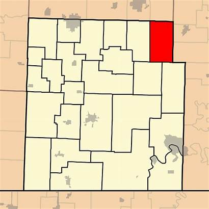 Map Barry County Missouri Crane Creek Township