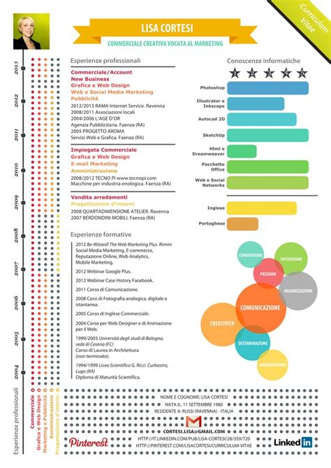 1000 images about infographic resume on
