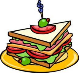Free Clip Art Food Sandwich