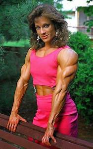 80 U0026 39 S Female Muscle  Sue Myers