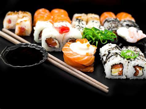 cuisine sushi sushi wallpaper 49726 4000x3000 px hdwallsource com