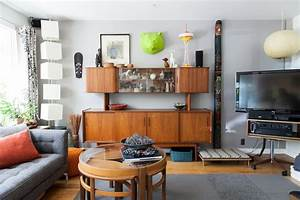 Get the Look: Mid-Century Modern Meets Eclectic