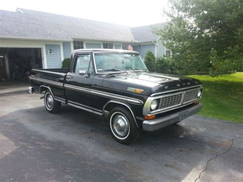 sell used 1970 ford f100 ranger xlt in westerville ohio