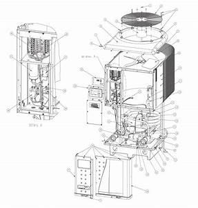 Pentair Thermalflo U2122 Heat Pump Parts