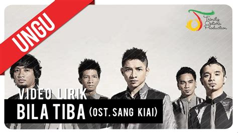 Bila Tiba (ost. Sang Kiai)