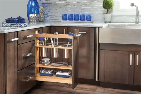 sink kitchen cabinet rev a shelf 448ut bcsc 5c 5 in pull out 6563
