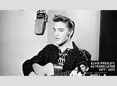 """Elvis Presley Archivist on """"A Boy From Tupelo,"""" Tapes"""