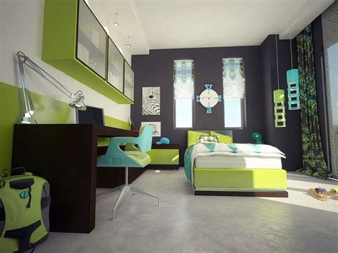 12 Bedrooms With Cool Built Ins by Room Hip Modern Boy Space With Large Richly