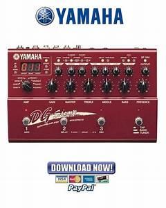 Yamaha Dg