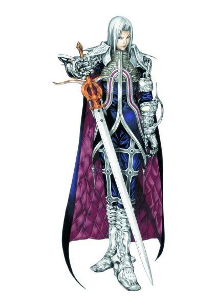 Castlevania Judgment Concept Art