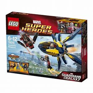 Lego 76019 Marvel Superheroes Starblaster Showdown ...