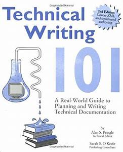 Technical Writing 101  A Real