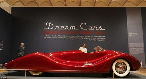 Dream Cars Show At High Museum Of Art, Atlanta, Georgia